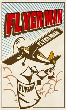 Flyer Man poster