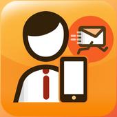 고객을부탁해 - 영업사원들의 최고의 고객관리 앱 icon