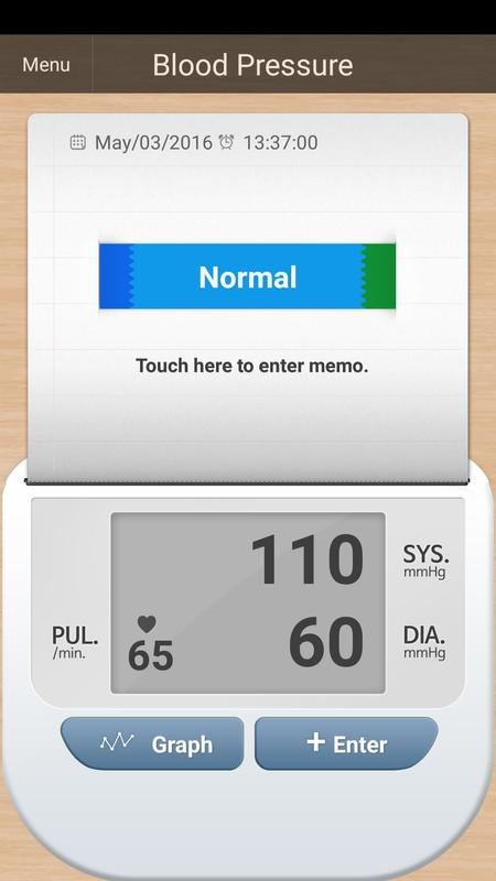 blood pressure bp  diary apk download