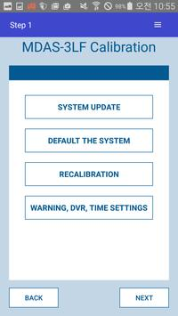 ADAS Settings apk screenshot