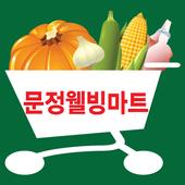 문정웰빙마트 icon