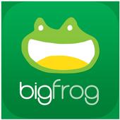 빅프로그 - bigfrog icon