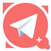 텔레그램 Plus (Unofficial) icon