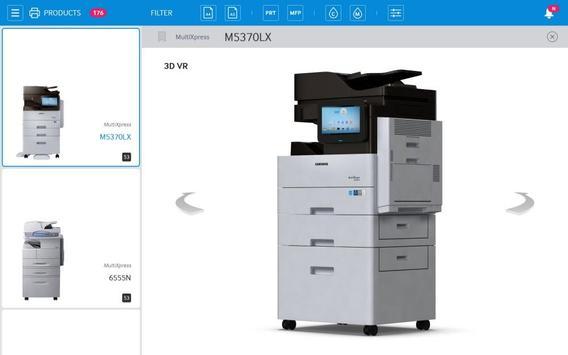 Printing Catalog for Tablet apk screenshot