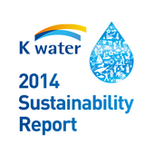 K-water Sustainability Report icon
