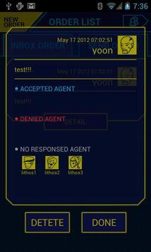 SPY Message apk screenshot