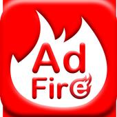 애드파이어(ADFIRE) - 모바일 광고 전문회사 icon