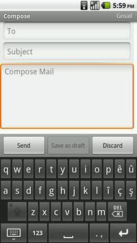 Kurdish Latin Keyboard apk screenshot