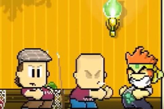 Tips Dan The Man apk screenshot