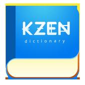 KZEN Қазақ-ағылшын сөздігі icon