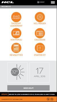 HCL First Insight apk screenshot