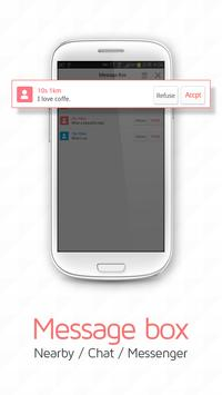 Chat Messenger -  Nearby Chat apk screenshot
