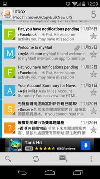 Connect to Hotmail apk screenshot