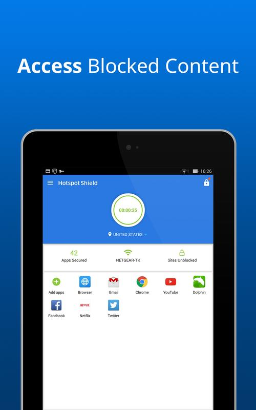 Download Hotspot Shield Vpn Free Android | Autos Post