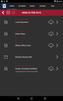 HousePapers apk screenshot