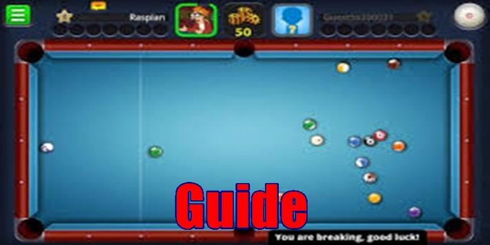 Guide:8 Ball Pool New poster