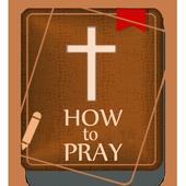 Christian. How to Pray icon