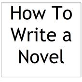 How To Write A Novel icon