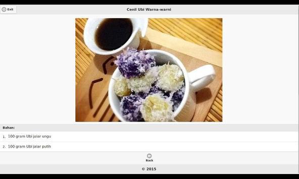 Aneka Resep Masak Kue Basah 4 apk screenshot