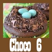 Chocolate Recipes 6 icon