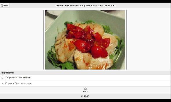 Chicken Recipes 11 apk screenshot