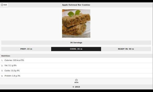 Cookies Recipes 11 apk screenshot