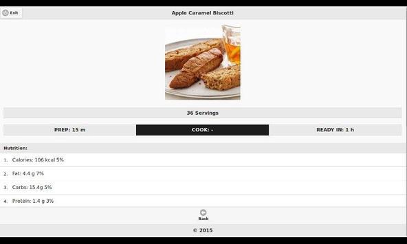 Cookies Recipes 7 apk screenshot