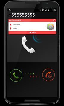 StalkTel apk screenshot
