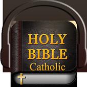 Holy Bible Catholic icon