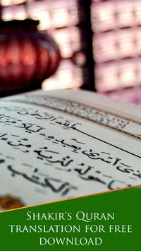 Quran Shakir apk screenshot