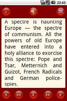 Manifesto of Communist Party apk screenshot