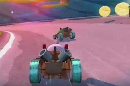 Tips Angry Birds Go apk screenshot