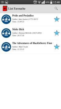 AudioBooks Free apk screenshot