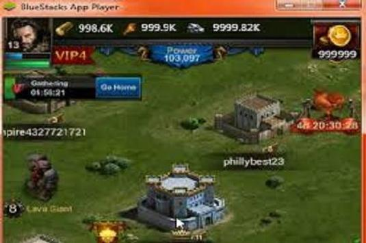 Hack for Clash ๐f Kings apk screenshot