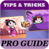 Guide for Talking Tom Bubble icon