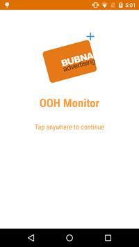 Bubna Outdoor Media Monitor poster