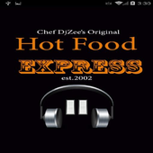 Hot Food Express icon