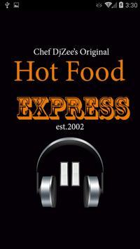 Hot Food Express poster