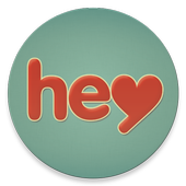 Hey - Free Dating App icon