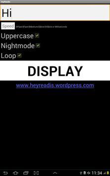 HeyReadis apk screenshot