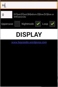 HeyReadis poster