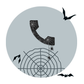 Halloween Call Dialer Theme icon
