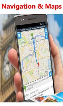 Traffic Maps Navigation tips poster