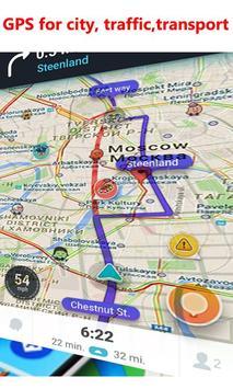 Traffic Maps Navigation tips apk screenshot