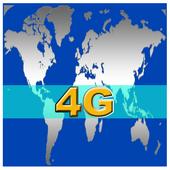 Speed 4G Internet Browser icon
