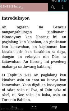 BIKOL Bíblia poster