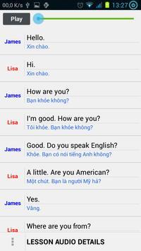 Học Tiếng Anh apk screenshot