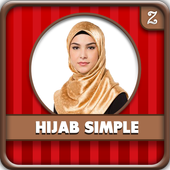 Hijab Simple icon