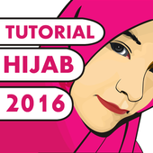 Tutorial Hijab 2016 icon