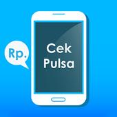 Cek Pulsa Indonesia icon